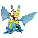 Dragons - Dragón Dragon y Vikingo Astrid & Stormfly (Bizak 61926594)