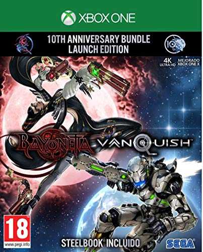 Bayonetta & Vanquish - 10th Anniversary Bundle Limited Edition - Xbox One