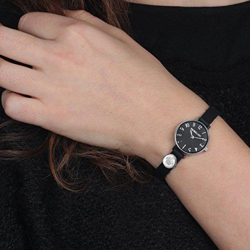 MORELLATO Orologio Analogico Quarzo Donna con Cinturino in Silicone R0151152512