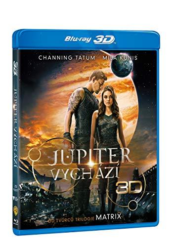 Jupiter vychazi 2BD (3D+2D) / Jupiter Ascending (Tschechische Version)