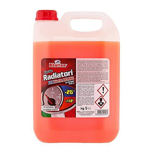 Rhutten 200156 Liquido Radiatori, 5 kg