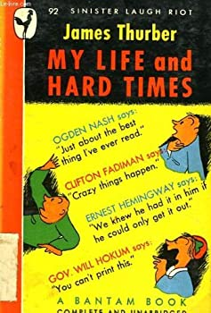 Paperback My Life and Hard Times Book