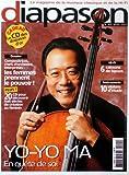 DIAPASON [No 491] du 01/04/2002 - 6 CAISSONS DE BASSES - 10 VIOLONS D'ETUDE - LES FEMMES PRENNENT LE POUVOIR - 20 CD - YO-YO MA - EN QUETE DE SOI