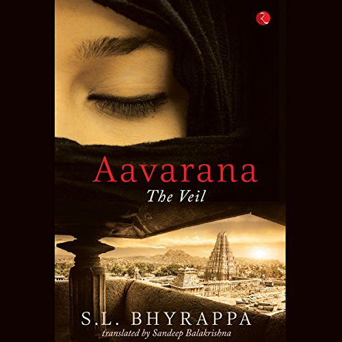 Aavarana audiobook cover art
