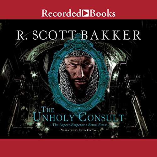 The Unholy Consult cover art