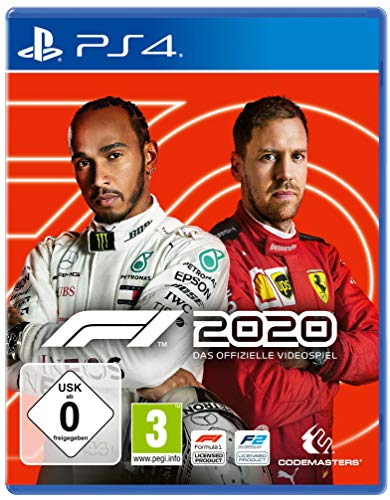 Codemasters F1 2020 (Playstation 4)