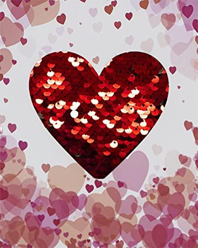 Grußkarte von Auguri Sluppica, Herz