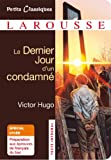 Le dernier jour d'un condamné (Petits Classiques Larousse) - Format Kindle - 2,99 €