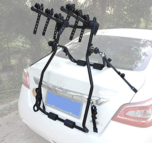 Check Out This LYzpf Car Cycle Carrier Rack Rear Bike Stand Storage Bicycle Carrier Transport Portab...
