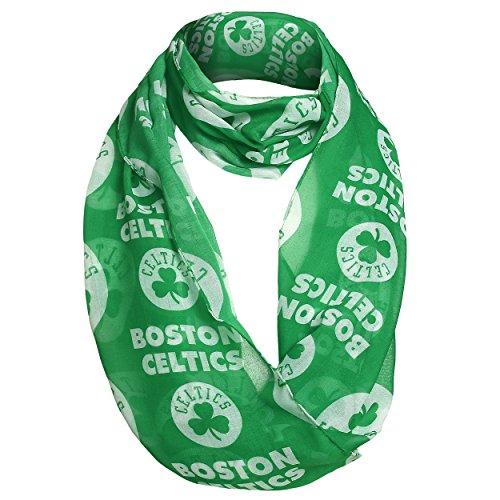 Boston Celtics 2016 Team Logo Infinity Scarf