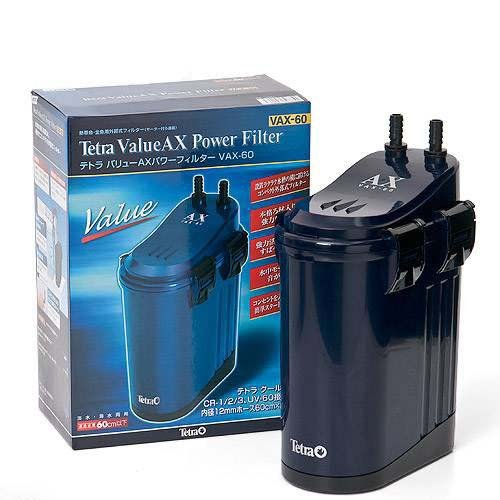 テトラ (Tetra) バリューAXパワーフィルターVAX-60