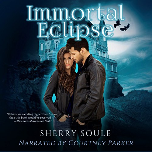 Immortal Eclipse audiobook cover art