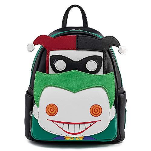 51B20QsrR1L Harley Quinn Backpacks for School