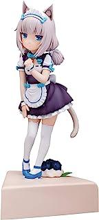 ピーエムオフィスエー ネコぱら バニラ ~Pretty kitty Style~ 1/7スケール PVC製 塗装済み 完成品 フィギュア PF141
