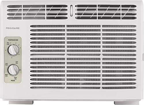 Our #1 Pick is the Frigidaire FFRA0511R1E 5,000 BTU Mini-Compact Air Conditioner
