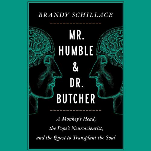 Mr. Humble and Dr. Butcher audiobook cover art