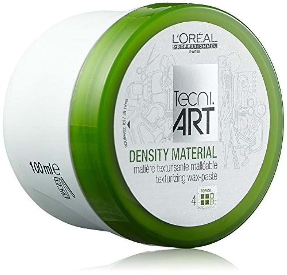 ヤギ農業の爬虫類L'Oreal Professionnel Tecni.Art Play Ball Density Material 100ml/3.4oz by L'oreal [並行輸入品]