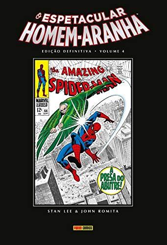 O Espetacular Homem-aranha: Edição Definitiva Vol. 4