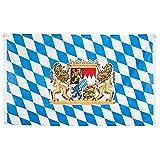 Boland- Bandiera, Azzurro/Bianco, 54223
