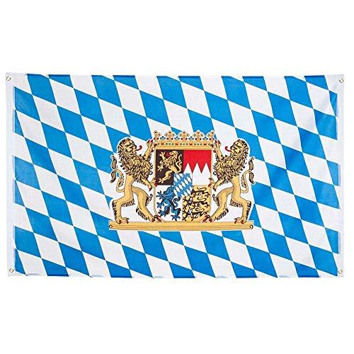 Boland 54223 - Banner Bayern, 90 x 150 cm