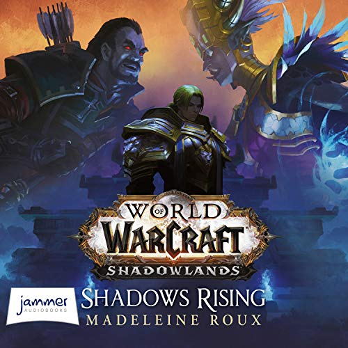 World of Warcraft: Shadows Rising cover art