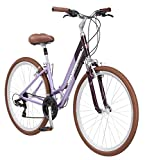 Schwinn Capital 700c Hybrid Bicycle for Women, Purple