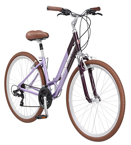 Schwinn Capital 700c Hybrid Bicycle for Women,...