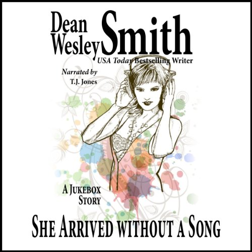 She Arrived Without a Song audiobook cover art