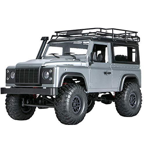 2.4G 1/12 4WD Off-Road Buggy Pickup RC Auto Per Land Rover Modello Del Veicolo Fuoristrada Trucks Bambini Regalo Di Natale,Verde