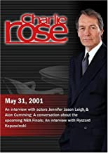 Charlie Rose May 31, 2001