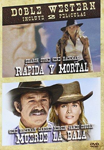 Muerde La Bala / Rápida Y Mortal - Duo [DVD]