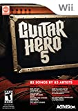 Guitar Hero 5 - Nintendo Wii (Game only) (Renewed)