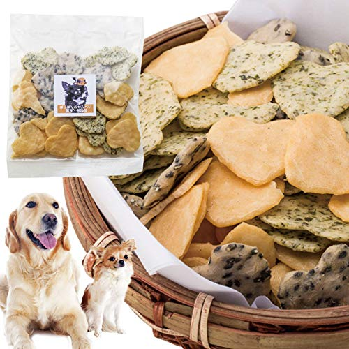 ドッグダイナー 犬 おやつ(歯に良いせんべい 10袋)無添加 国産 デンタル 犬用おやつ