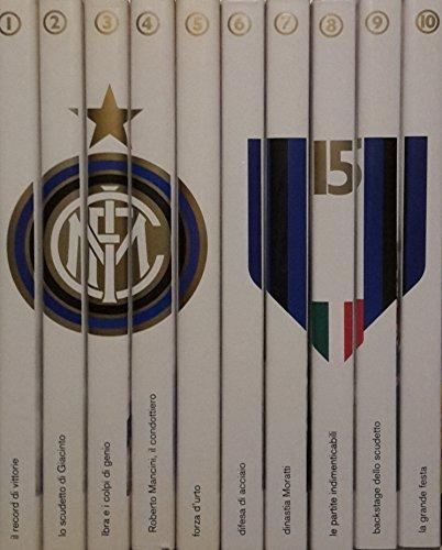 F.C. Internazionale - Inter: 'Inter Campione d'Italia 2006-2007' - Opera Completa (Box Cartonato + 10 Dvd) (Edizione Editoriale)
