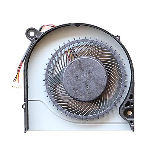 DENGHUXIE Ventilador para Acer Predator Helios 300 G3-571 G3-571G G3-572 G3-573G / Nitro 5 AN515-42 AN515-51 PH315-51 PH317-51 A717-72G N17C3 Fan