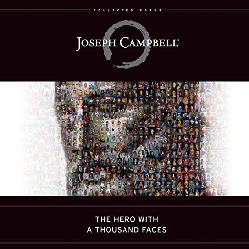 The Hero with a Thousand Faces audiobook cover art