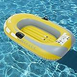 Cikonielf Barca Hinchable Explorer Individual Carga 180kg, 109 * 87 * 66cm