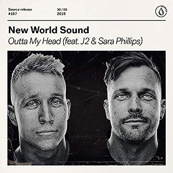 Outta My Head (feat. J2 & Sara Phillips)
