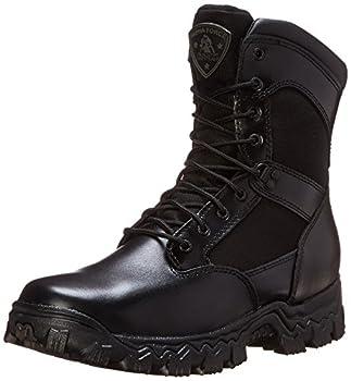 Rocky mens Fq0002165 Mid Calf Boot Black 12 US