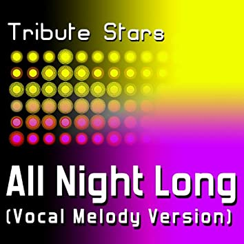 LMFAO - All Night Long (Vocal Melody Version)