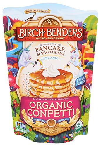 Birch Benders Organic Confetti Pancake & Waffle Mix, 14 OZ