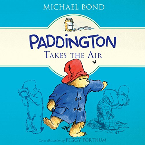 『Paddington Takes the Air』のカバーアート