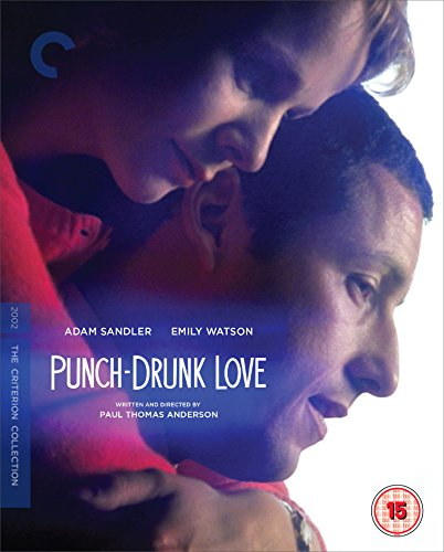 Punch Drunk Love (The Criterion Collection) [Blu-ray] [2016]