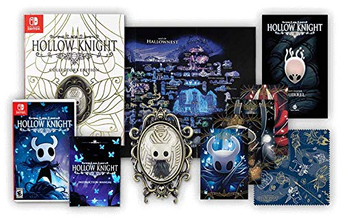 Hollow Knight - Collector Edition - Nintendo Switch