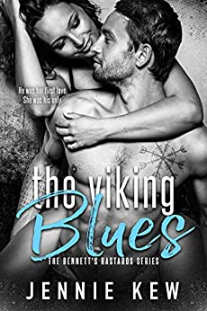 The Viking Blues (The Bennett's Bastards Series Book 4) by [Jennie Kew]