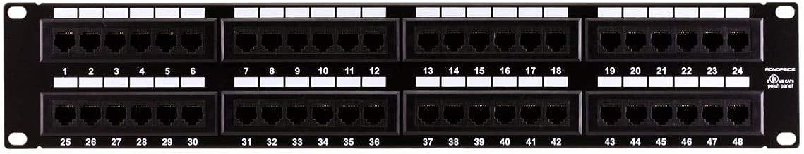 Monoprice Patch Panel (568A/B Compatible)