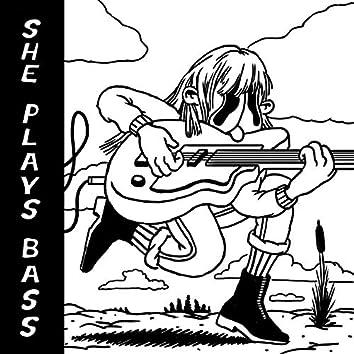 She Plays Bass