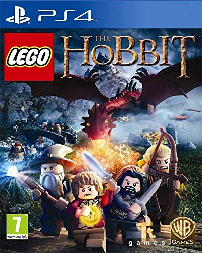 Warner Bros Lego The Hobbit, PS4 PlayStation 4 vídeo - Juego (PS4, PlayStation 4, Acción / Aventura, Modo multijugador, Soporte físico)