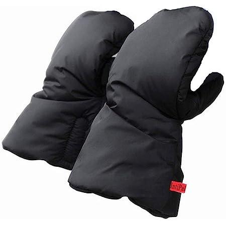 INFILM 3 Pairs Newborn Mitten Anti-Grab Gloves,Thickening Warm Fleece Baby Hand Warmer