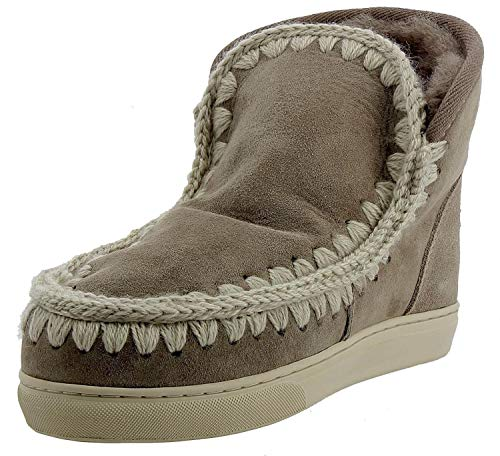 Mou Ankle Boots Fw111000a Taupe Damen - 40 EU